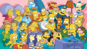 Os Simpsons é uma das séries com o maior número de indicações ao Emmy Awards.