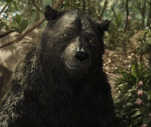 Baloo in the Netflix film
