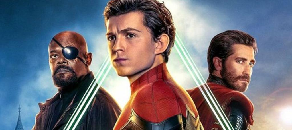 Homem-Aranha: Longe de Casa foi o último lançamento do MCU.