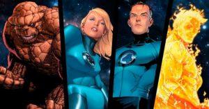 O novo filme do Quarteto Fantástico é anunciado pelo Marvel Studios.