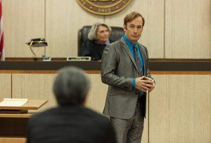 Bob Odenkirk não foi lembrado no Emmy 2020 por seu trabalho em Better Call Saul.