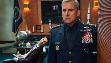 A Netflix renovou a série Space Force para a segunda temporada.