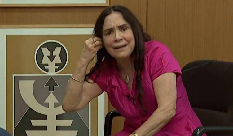 Regina Duarte deixa o Governo Bolsonaro