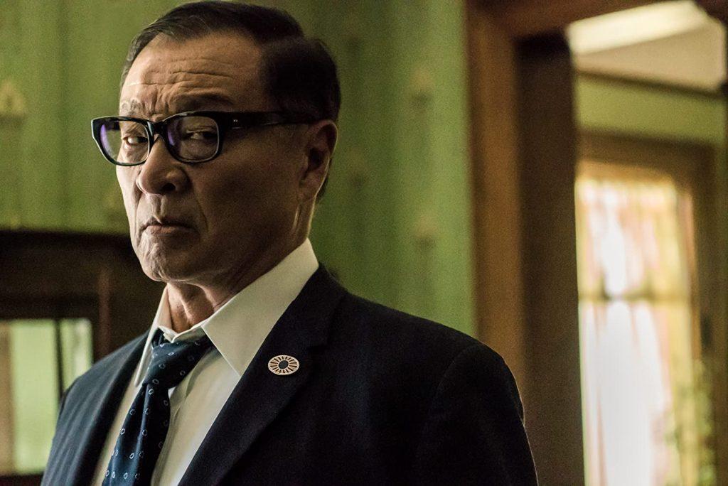 Cary-Hiroyuki Tagawa na segunda temporada de The Man in the High Castle (Amazon Prime Video)