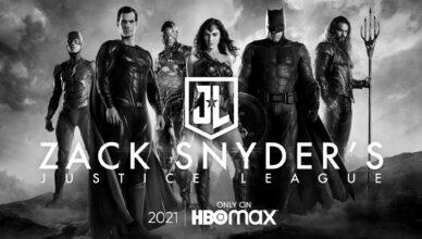 O Snyder Cut terá mais de 3 horas de duração segundo Zack Snyder.