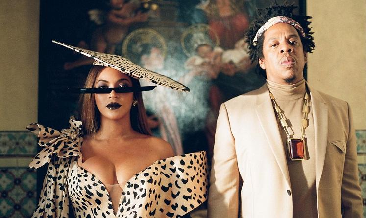 Black is King, Beyoncé e Jay Z