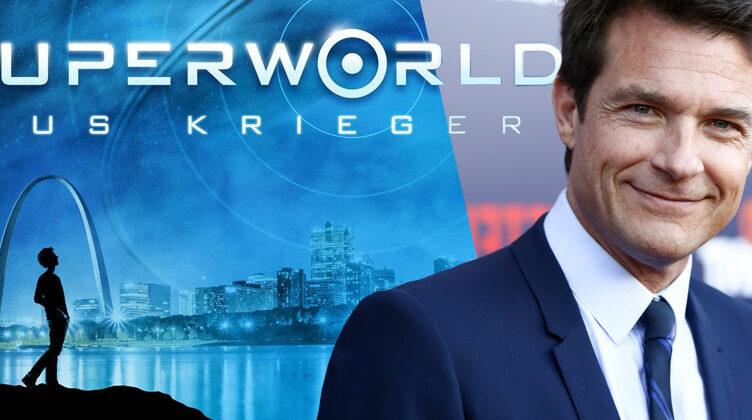 Jason Bateman vai dirigir a adaptação do livro Superworld para os cinemas.
