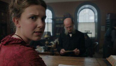 Netflix divulga teaser do filme Enola Holmes, estrelado por Millie Bobby Brown.
