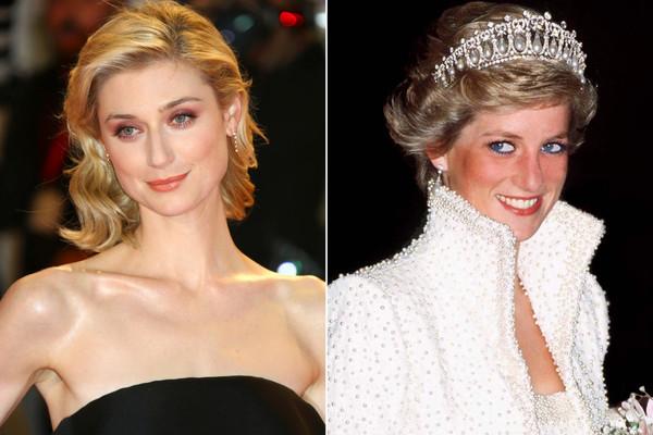 A atriz Elizabeth Debicki foi anunciada para o papel da Princesa Diana em The Crown, da Netflix.