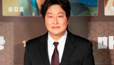 """Song Kang-ho, depois de """"Parasita"""", vai estrelar """"Baby, Box, Broker"""", de Hirokazu Kore-eda."""
