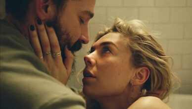 "Vanessa Kirby em ""Pieces of a Woman"" (2020)"