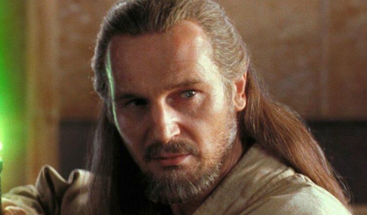 Liam Neeson defende o Episódio I de Star Wars em entrevista.