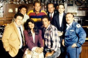 Cheers conseguiu 117 indicações à premiação televisiva.