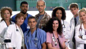 ER (Plantão Médico) conseguiu 124 indicações ao Emmy Awards.
