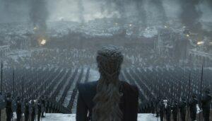 Game of Thrones ficou marcado na história do Emmy Awards com 160 indicações.