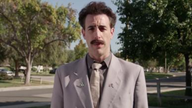 Borat: Fita de Cinema Seguinte foi uma das surpresas na lista de indicados ao Oscar 2021.