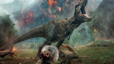 Jurassic World: Dominion foi adiado para 2022.