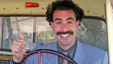 Borat: Fita de Cinema Seguinte está recebendo fortes críticas por parte da Associação Cazaque-Americana.