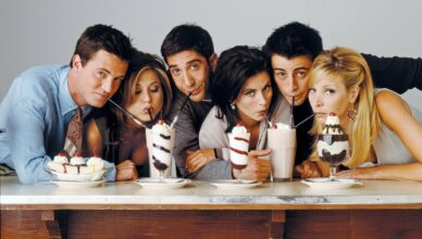 A reunião de Friends começará a ser gravada em março de 2021.