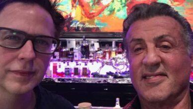 Sylvester Stallone entra para o elenco de O Esquadrão Suicida, de James Gunn.