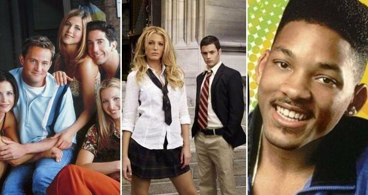 Friends e Um Maluco no Pedaço estão deixando a Netflix.