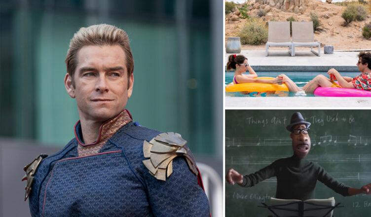 'Palm Springs', 'Soul' e 'The Boys' foram alguns dos destaques do Critics Choice Super Awards 2021.