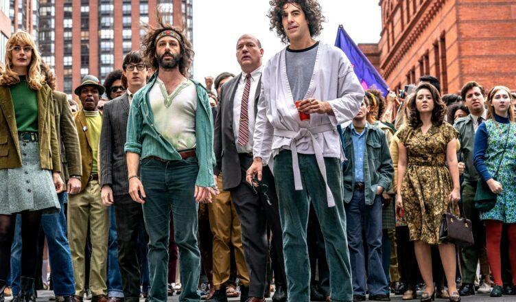 Sacha Baron Cohen recebeu sua terceira indicação ao Oscar.