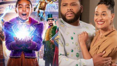 Uma Invenção de Natal e Black-ish são os destaques entre os indicados ao NAACP Image Awards 2021!
