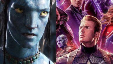 Avatar ultrapassa Vingadores: Ultimato na lista de maiores bilheterias do cinema!