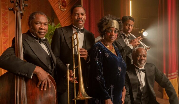A Voz Suprema do Blues é destaque no SAG Awards 2021.
