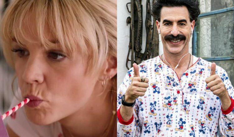 Bela Vingança e Borat são os principais vencedores do WGA Awards 2021.