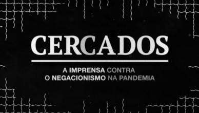 Cercados, disponível no Globoplay, é selecionado para o Hot Docs Film Festival.