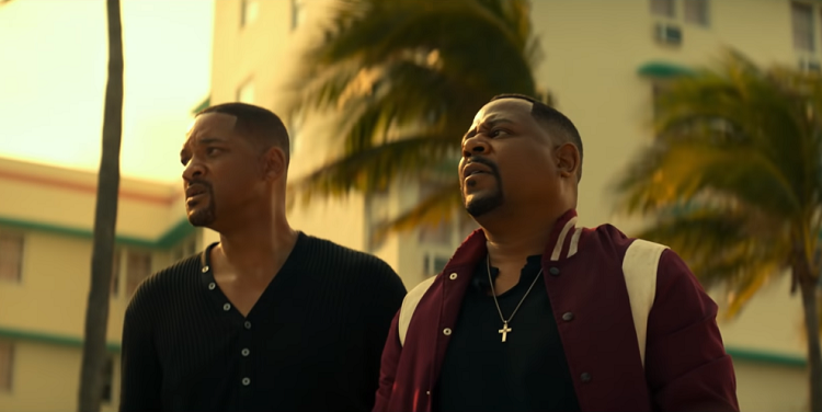 Bad Boys Para Sempre é o grande vencedor do Remover termo: NAACP Image Awards 2021.