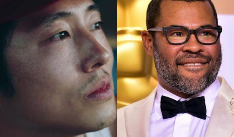 Steven Yeun pode estrelar o novo filme do diretor Jordan Peele.