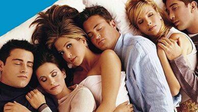 A reunião de Friends ganha data para o início das gravações.