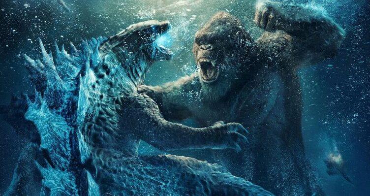 Godzilla vs. Kong continua na liderança na bilheteria nos EUA.