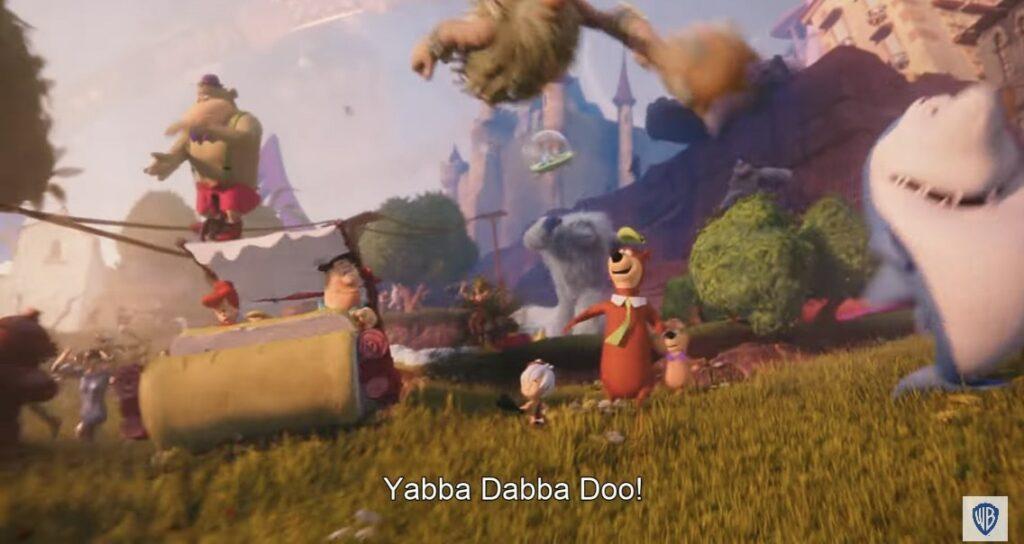 A Hanna-Barbera está bastante presente no primeiro trailer de Space Jam: Um Novo Legado
