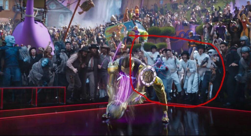 O trailer da sequência Space Jam é marcado por referências cinematográficas.