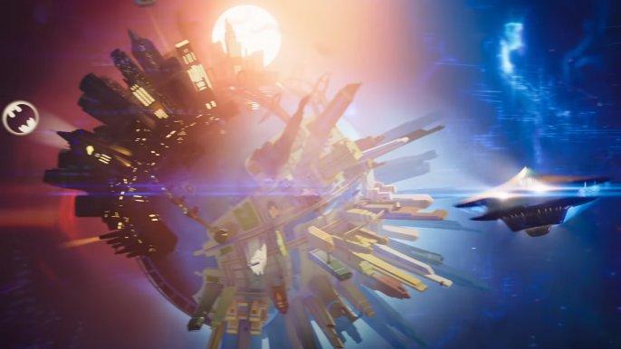 O trailer de Space Jam reforça os easter eggs com uma série de universos fictícios.
