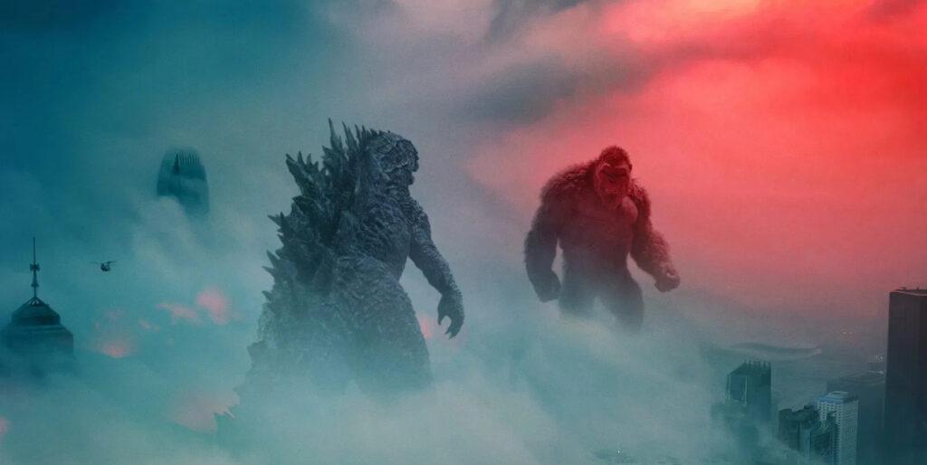 Godzilla vs. Kong é a maior estreia da HBO Max.
