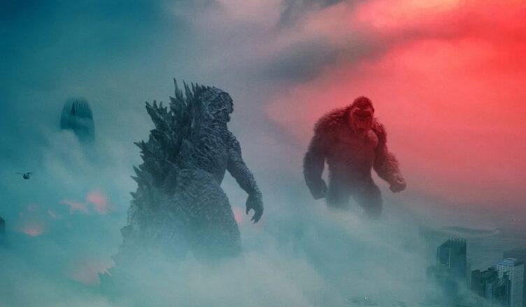Godzilla vs. Kong é a maior estreia do fim de semana na bilheteria no Brasil.