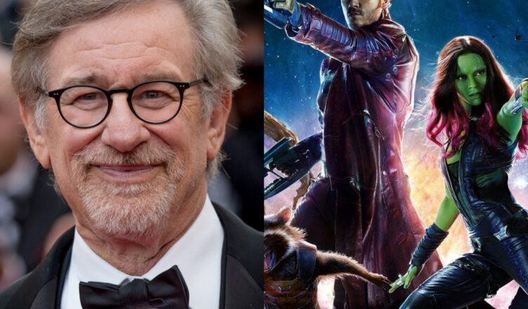 Steven Spielberg apresenta uma lista com os seus 20 filmes favoritos, que inclui Os Guardiões da Galáxia.