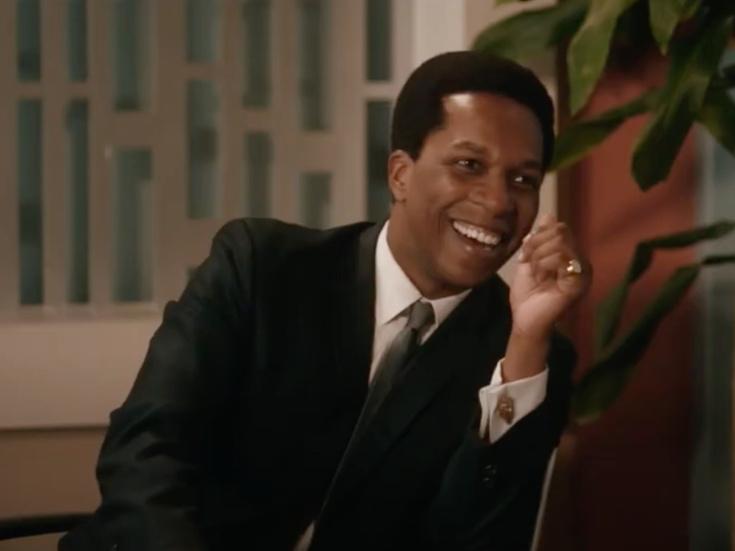 Leslie Odom Jr. recebeu duas indicações ao Oscar 2021 por One Night in Miami.