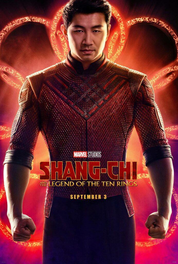 Shang-Chi e A Lenda dos Dez Anéis tem trailer e pôster divulgados.