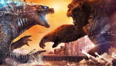 Godzilla vs. Kong segue na liderança na bilheteria nos EUA pela terceira semana seguida.