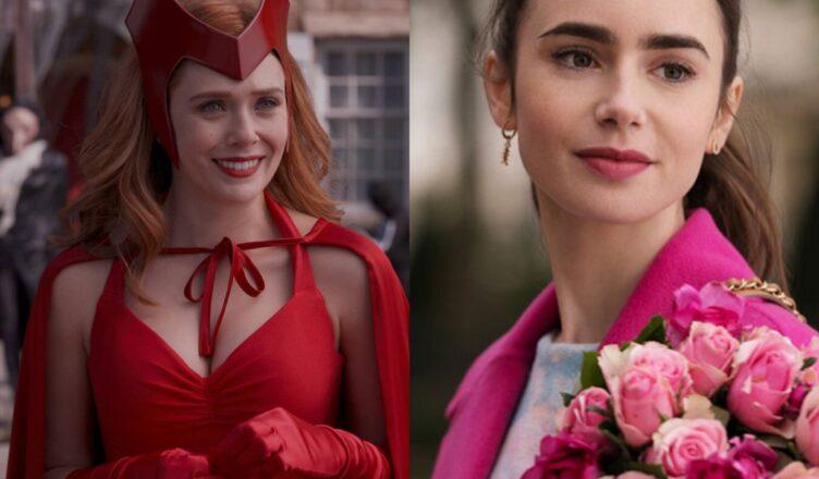 WandaVision e Emily em Paris são os maiores indicados ao MTV Movie & TV Awards 2021.