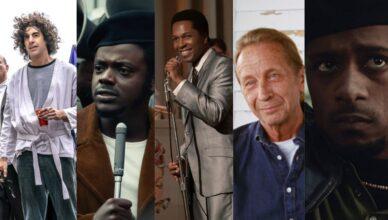 Conheça os indicados à categoria Melhor Ator Coadjuvante no Oscar 2021.