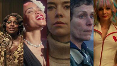 Conheça as indicadas à Melhor Atriz no Oscar 2021!