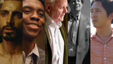 Conheça os indicados à Melhor Ator no Oscar 2021!