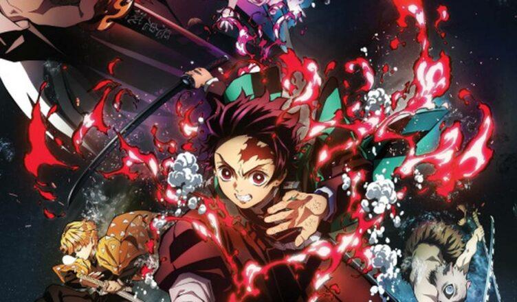 O anime Demon Slayer foi o segundo colocado na bilheteria nos EUA.